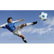 Ткани для спортивной экипировки (футбол, баскетбол, волейбол) фото