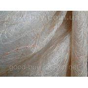 Тюль Паутинка - органза 100225-ЛА -1 фото