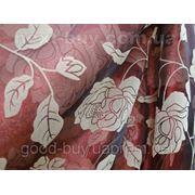 """Тюль """"Злотая роза"""" - органза 100215-ЛА -1 фото"""