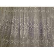 Тюль Wind Органза - с вышивкой Турция 13073 -1 фото