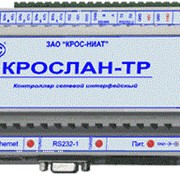 Преобразователь интерфейса Ethernet КРОСЛАН ТР фото
