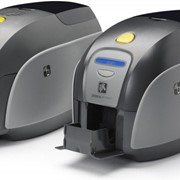 Принтер карт Zebra ZXP Series 1 (односторонний цветной, ISO HiCo/LoCo Mag S/W Selectable, USB) фото