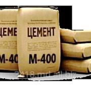 Цемент М-400 фото