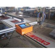 Переносная установка плазменной и газовой резки металла с ЧПУ производства Китай фото