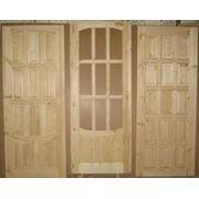 Двери межкомнатные из пород дерева фото