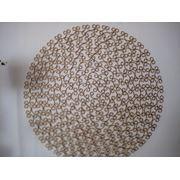 Панно декоративное из стальной проволоки в ассортименте фото