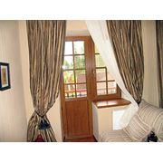 Балконный дверной блок фото