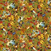 Большой выбор тканей, для кукол и печворка, в нашей Фотогалерее!!! фото