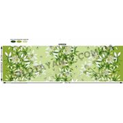 Ткань с лилией заеленой фото