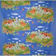 Расцветка с долматинцами для постельного белья фото