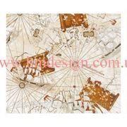 Ткань скатерная артикул LD 11121v1, 11121v2 фото