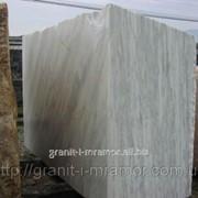 Блок мраморный 2 фото