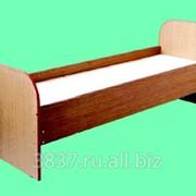 Кровать односпальная К.Д.7.Д.2. фото