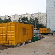 Аренда генераторов фото
