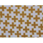 Церковная ткань Крест Новгородский фото