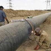 Переход газопровода высокого давления (ГВД) фото