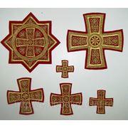 Кресты - набор иерейский 04