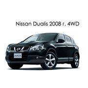 Nissan Dualis 2008 г.4 WD