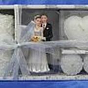 """Набор свечей """"Свадебный"""" из 4шт. . 94435 фото"""