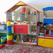Шкаф для игрушек фото