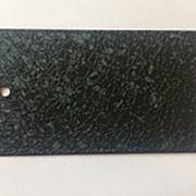 Краска порошковая M099 Кожа черный фото