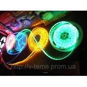 Водонепроницаемый световой led шнур