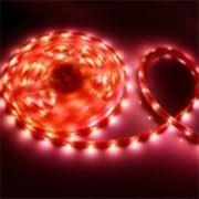 Гибкая светодиодная лента, RGB, 60 св, 14.4 Вт, IP20, Китай