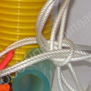 Веревка в ПВХ оболочке фото