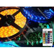 LED лента SMD 5050, 60 шт/м, RGB фото