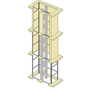 Полный цикл работ по поставке, монтажу и эксплуатации лифтов и эскалаторов фото
