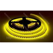 LED лента SMD 3528, 120 шт/м, желтая фото