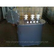 Трансформатор ТМ 40кВА 10(6)-04 фото
