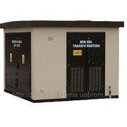 Бетонные трансформаторные подстанции с наружним коридором обслуживания типа Minibox