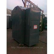 Трансформаторная подстанция КТП 250 кВА фото