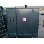Подстанция трансформаторная 100 кВА кабельный ввод фото