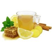 Доставка горячих напитков - Чай имбирно-медовый фото