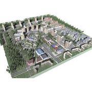 Проекты развития городской инфраструктуры в г. Астана фото
