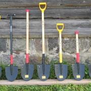 Лопаты металлические штыковые фото