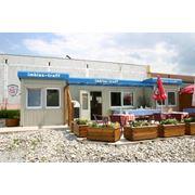 Ресторан кафе столовая бар из блок-контейнеров фото