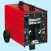 Сварочный трансформатор TELWIN Quality 280 AC/DC фото