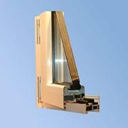 Окна Profilati EKU-72-алюминиевые окна, продажа АР Крым фото