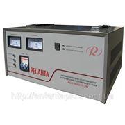Стабилизатор электромеханический однофазный АСН-8000/1-ЭМ фото