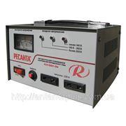 Стабилизатор электромеханический однофазный АСН-500/1-ЭМ фото