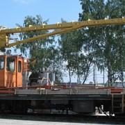 Мотовоз МПТ-6 фото
