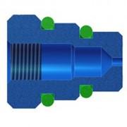 Компрессометр для бензиновых двигателей SMC-103/1 фото
