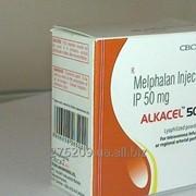 Alcacel(melphalan)inj50mg№1 фото