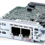 Модуль Cisco Two-port Voice Interface Card - FXO (Universal) (VIC2-2FXO=) фото