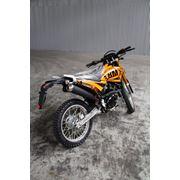 Мотоцикл BaltMotors Enduro 250 DD фото