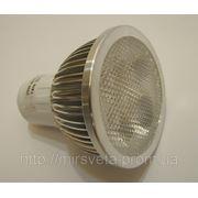 Светодиодная лампа SD-С 401 4W мат 4000К 220V фото