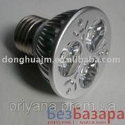 Светодиодная лампочка Е27 3Вт 1 светодиод LM-XC271K3WD